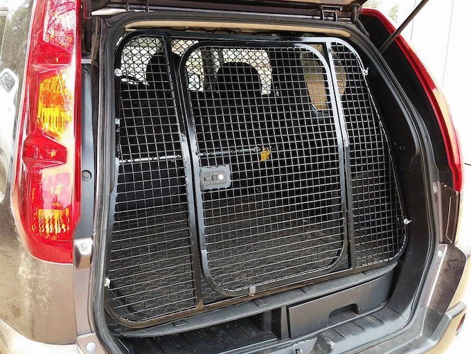 Car Cage