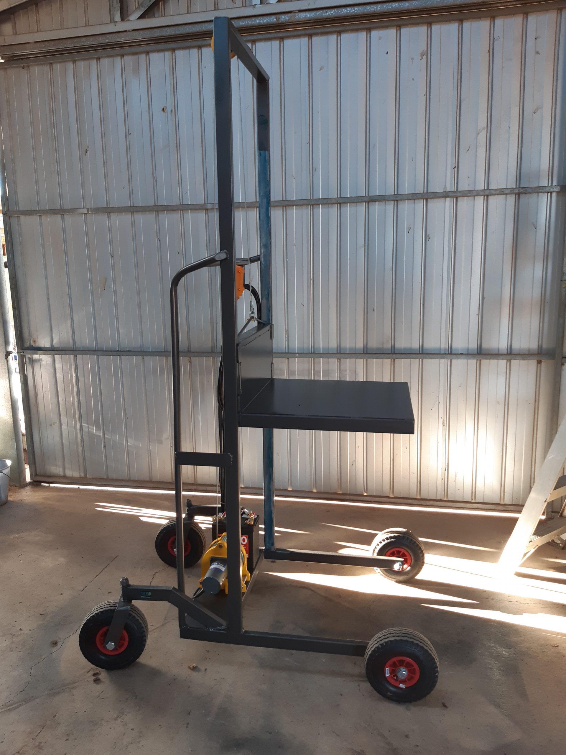 Mechanical lifter
